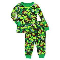 TMNT Ninja Turtles Baby Toddler Cotton Pajamas (12M, Turtle Faces Camo) Nickelodeon http://www.amazon.com/dp/B00XPR32ZA/ref=cm_sw_r_pi_dp_RAEzvb1BGPDA8
