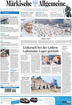 Montag, 4. Juni 2012 - Schlösserlauf 2012 in Potsdam mit über 3.500 Läufern » http://www.maerkischeallgemeine.de/cms/beitrag/12338358/3499940