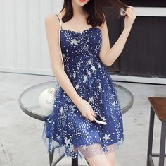 * Material: Acetate Fiber * Color: As picture * Wash: Hand Wash / Dry Clean * Size: Small,Medium * X-Small: Bust 76-79cm, Waist 56-59cm, Hips 81-84cm * Small: Bust 81-84cm, Waist 61-64cm, Hips 86-89cm