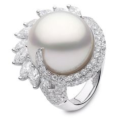 Rosamaria G Frangini | High Pearl Jewellery | Yoko London