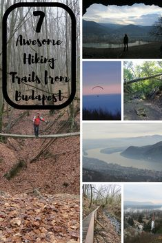 I collected 7 great hiking trails in Hungary. These hiking trails from Budapest you can reach by car or public transport. You will get great views of the Danube bank. Enjoy the Danube Bend Region with its great view. Gyadai Tanösvény (Gyada Meadow), Naszály Hills, Börzsöny, Naszály top, Remete-cave barlang, Zebegény, Janus Pannonius Lookout Tower kilátó, Pilis, Rám-szakadék, János Hill, Normafa, Charlift and The  National Blue Trail.