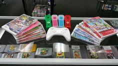Anyone need awesome wii games or accessories? #nintendo