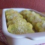 Gnocchi di semolino alle verdure.