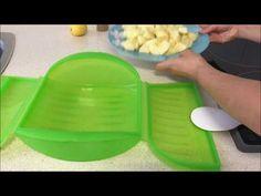 Tupperware, Ice Cube Trays, Chocolate, Youtube, Recipes, Gastronomia, Tart, Meals, Apple Sauce