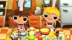 Telmo y Tula, dibujos animados infantiles. Recetas para niños, cocinar con niños. Recursos educativos