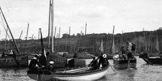 Galerie de bateaux de pêche de DOUARNENEZ (chaloupe) - www.bagoucozdz.fr