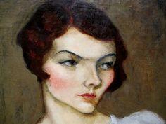 Annette Kaufman (1932) Milton Avery