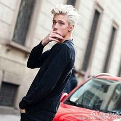 He is killing me  Lucky blue smith