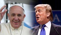 Papa Francisco y Donald Trump podrían reunirse en mayo - http://www.notimundo.com.mx/mundo/papa-francisco-reunirse-donald-trump/