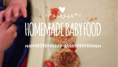 You don't ever have to buy prepared food for your babies! All you need is right there in your kitchen! As a mother of I have NEVER. Baby Led Weaning, Baby Food Recipes, Told You So, Babies, Homemade, Breakfast, Kitchen, Kitchens, Recipes For Baby Food