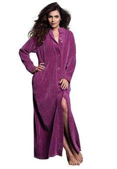 Petite Chenille Robe | Plus Size Lingerie & Sleepwear | OneStopPlus