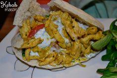 Kebab maison (12 Propoints Weight Watchers)