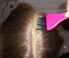 В результате применения этой маски, твои волосы начнут расти быстрее. Они станут густыми и шелковистыми