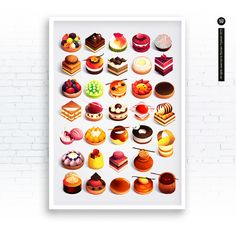 Ознакомьтесь с этим проектом @Behance: «Sweet sweet...» https://www.behance.net/gallery/38389745/Sweet-sweet