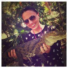 Alicia nos comparte su visita a #CrocoCunZoo, tu tampoco te lo puedes perder ...