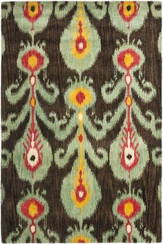 Ikat Rugs - IKT219A - Safavieh Home Furnishings