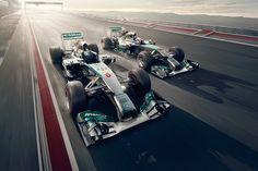Mercedes Benz Formula One on Behance Mercedes World, Mercedes Benz Trucks, Mercedes Amg, Mercedes Petronas, Amg Petronas, Nascar, Stock Car, Daimler Ag, Mercedez Benz