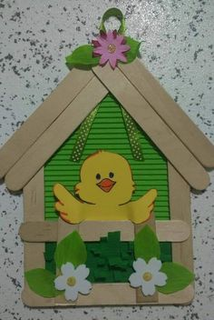 The Effective Pictures We Offer You About simp., craft popsicle sticks The Effective Pictures We Offer You About simp. Popsicle Stick Crafts, Craft Stick Crafts, Preschool Crafts, Paper Crafts, Popsicle Sticks, Easter Art, Easter Crafts For Kids, Summer Crafts, Kids Diy