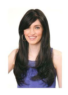 Long Remy Human Hair Wig