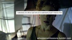 Whovian Confessions.