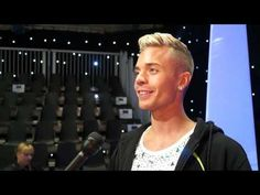 Chaos Tube: Sauli Koskinen haastattelu @ Dancing on Ice 28.9.2013 - YouTube