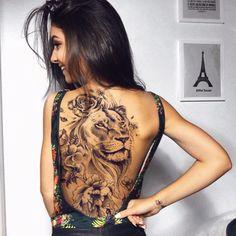 Best Tattoos On The Back That Will Make You Look Stunning; Back Tattoos; Tattoos On The Back; Back tattoos of a woman; Little prince tattoos; 4 Tattoo, Leo Tattoos, Piercing Tattoo, Body Art Tattoos, Sleeve Tattoos, Piercings, Tatoos, Tattoo Wolf, Small Tattoo
