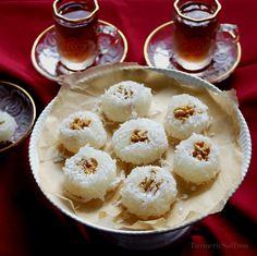Turmeric & Saffron: Shab-e Yalda 2014: Baslogh Recipe to Celebrate the Persian Yalda Night