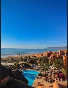 paradis plage resort agadir
