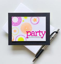 """Susan R. Opel on Instagram: """"Who's ready for a PARTY? 🥳🥳🥳 Today I'm joining 90+ of my crafty friends to celebrate STAMPtember® with a massive onslaught of creative…"""" Simon Says Stamp, Happy Birthday Cards, Mix N Match, Clear Stamps, Special Day, Gift Wrapping, Crafty, Creative, Projects"""