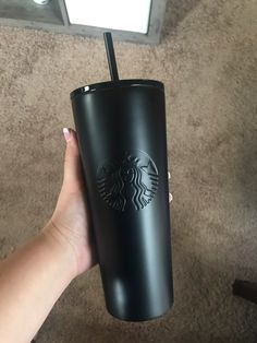 starbucks black tumbler on Mercari Starbucks Tumbler Cup, Coffee Tumbler, Starbucks Drinks, Tumbler Cups, Drinking Water Bottle, Cute Water Bottles, Gossip Girl, Gift List, Back To Black