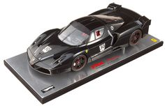 Currently at the Catawiki auctions: Hotwheels Super Elite - Scale 1/18 - Ferrari FXX #30 M. Schumacher