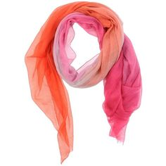 Giorgio Armani Stole (1.910 BRL) ❤ liked on Polyvore featuring accessories, scarves, fuchsia, cashmere shawl, giorgio armani, cashmere scarves, cashmere stole and colorful shawl