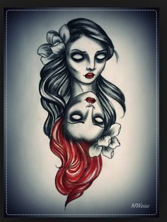 Gemini tattoo, this I will be getting for my birthday