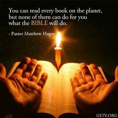 The Bible is the best