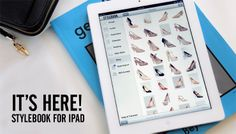 Stylebook - a closet and wardrobe fashion app for the iPhone, iPad and iPod #fashionapp #closet #organization