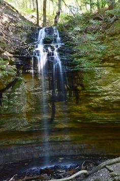 Tannery Falls, South Haven, MI