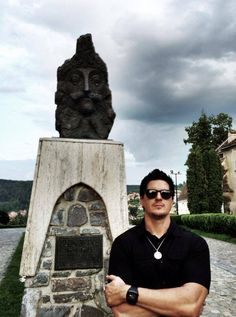 The Ghost Adventures Crew's Transylvania Photos Check out the guys' personal photos from their trip to Romania for one of Ghost Adventures' biggest lockdowns ever to uncover the history behind Dracula's castle. Filed under: Europe Haunted Ghost Adventures Zak Bagans, Vlad The Impaler, Castles In Ireland, Ghost Hunters, Haunted Places, Scary Places, Travel Channel, Photo Checks, In This World