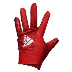 all red football gloves Sale d80550e698a1