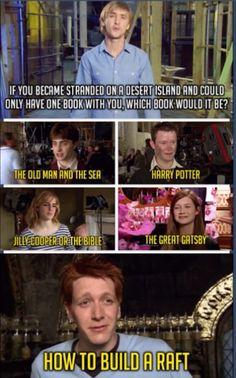 Only one picked Harry Potter...