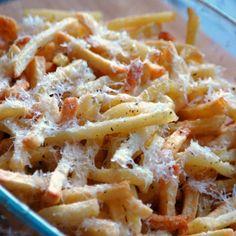 Italiaanse frites uit de airfryer
