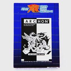 #Atari #Atari800XL @EA #EA #Archon #ElectronicArts #Atari800XE #Pickups #Retrobörse #RetrobörseOberhausen #RedroBorse #CIB #CIBSunday #RetroGamer #Atari800 #HomeComputer #FreeFallAssociates #TheLightAndTheDark #Dortmund #retromaniac http://ift.tt/2qd2EIe