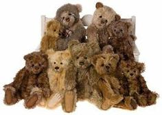 Image result for charlie bears the attic collection 2016