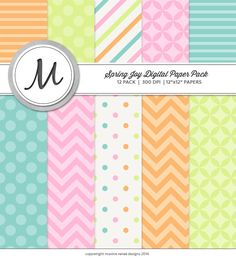 Maxine Renee Designs: This site is great and has lots of printable freebies!