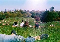 Primrose Hill. | 17 Perfectly Lovely London Picnic Locations