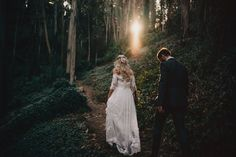 in the forest | Gabe McClintock Photography