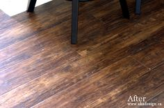 How To Install Laminate Flooring | Project - http://akadesign.ca/install-laminate-flooring-project/