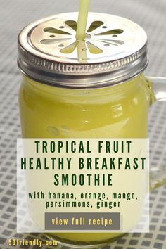 Healthy Breakfast Smoothies, Eat Breakfast, Time To Eat, Have Time, Healthy Fruits, Healthy Recipes, Smoothie Packs, Thirsty Thursday, Fruits And Vegetables