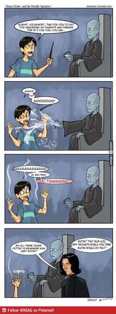 New Funny Comics Harry Potter Voldemort Ideas Harry Potter Comics, Harry Potter Jokes, Harry Potter Fandom, Hogwarts, Slytherin, Yer A Wizard Harry, Funny Comics, Superwholock, Funny Pictures