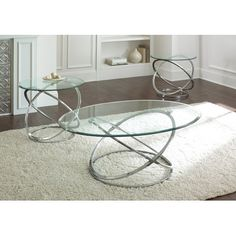 You'll love the Radilyn 3 Piece Coffee Table Set at Wayfair - Great Deals on all Furniture  products with Free Shipping on most stuff, even the big stuff.