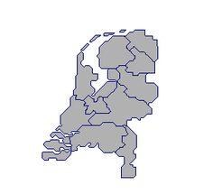 [Plattegrond Nederland]